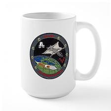 NROL-35 Launch Logo Mug