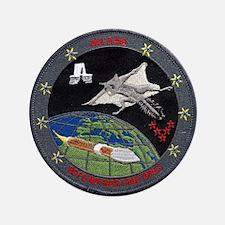NROL-33 Launch Logo Button