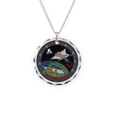 NROL-35 Launch Logo Necklace