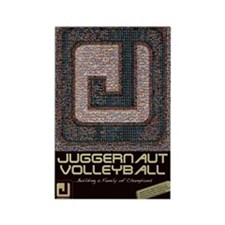 Juggernaut Rectangle Magnet