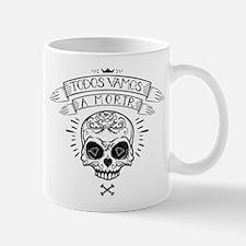 TODOS VAMOS A MORIR Mugs