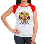 Guevara Family Crest Women's Cap Sleeve T-Shirt