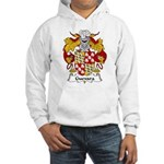 Guevara Family Crest Hooded Sweatshirt