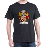 Guevara Family Crest Dark T-Shirt