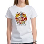 Guevara Family Crest Women's T-Shirt