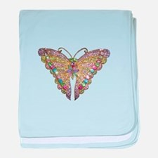 Colorful_butterfly_78_trans.png baby blanket