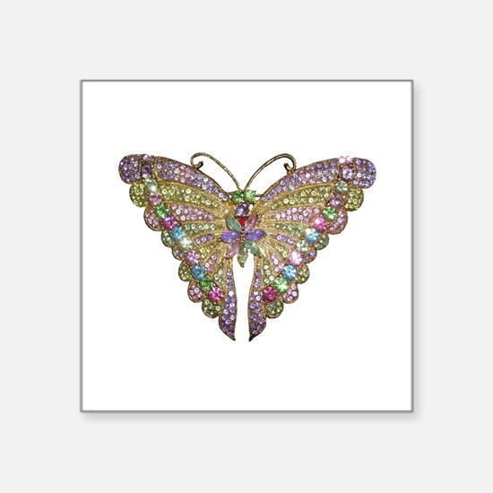 Colorful_butterfly Sticker