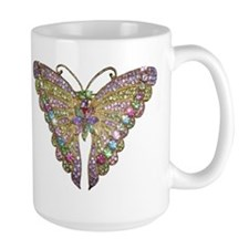 Colorful_butterfly Mugs