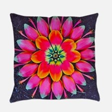 Flower Life Everyday Pillow