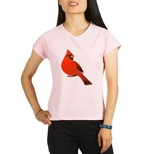 Red Cardinal Performance Dry T-Shirt