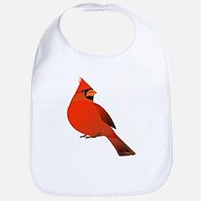Red Cardinal Bib