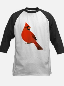 Red Male Cardinal Baseball Jersey