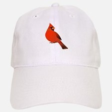 Red Cardinal Baseball Baseball Cap