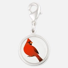 Red Cardinal Charms