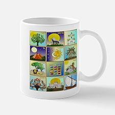 12 Tribes Of Israel Mugs