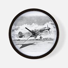 P-40 Wall Clock