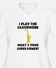 I Play The Saxophone Whats Your Super Power? Plus