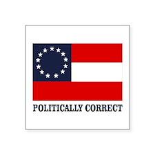 CSA 1st Nat Politically Correct Sticker