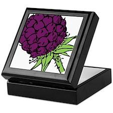 Blackberry Keepsake Box