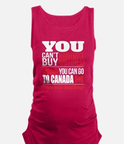 Go to Canada Maternity Tank Top