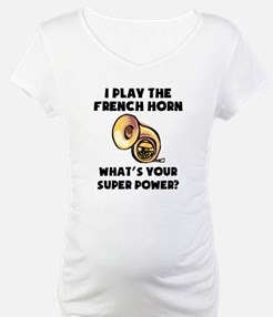 I Play The French Horn Whats Your Super Power? Mat