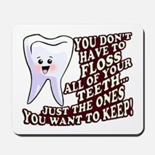 Dentist Dental Hygienist Mousepad