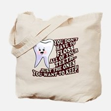 Dentist Dental Hygienist Tote Bag