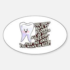Dentist Dental Hygienist Decal