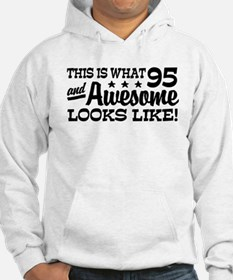 Funny 95th Birthday Hoodie