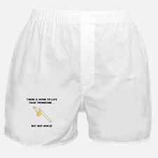More To Life Than Trombone Boxer Shorts