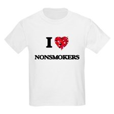 I Love Nonsmokers T-Shirt