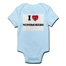 I Love Nonsmokers Body Suit
