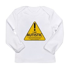 Autism Triangle Long Sleeve T-Shirt