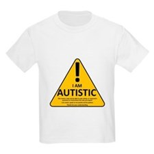 Autism Triangle T-Shirt
