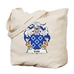 Gois Family Crest Tote Bag