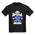 Gois Family Crest Kids Dark T-Shirt