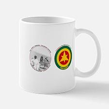 Brown Condor & Lion of Judah on Ethiopi Mug