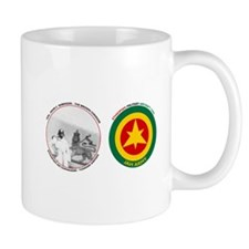 Brown Condor & Lion of Judah on Ethiopi Mug