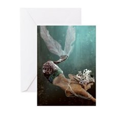16x20 The Descent Greeting Cards
