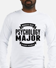 Worlds Best And Most Humble Psychology Major Long