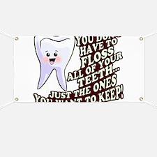 Dentist Dental Hygienist Banner