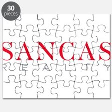 SANCAS Realty Logo Preferred Puzzle