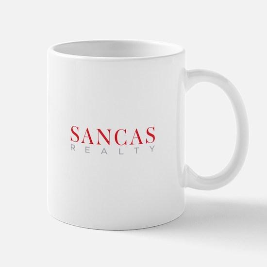 SANCAS Realty Preferred Logo Mugs