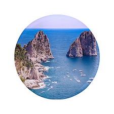 Capri Faraglioni Rocks Button