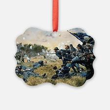 War Between Brothers Ornament