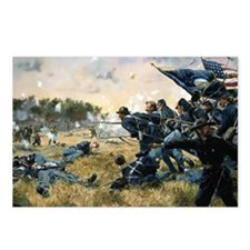 War Between Brothers Postcards (Package of 8)
