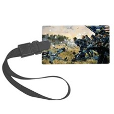 War Between Brothers Luggage Tag