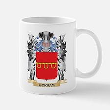 Gorham Coat of Arms - Family Crest Mugs