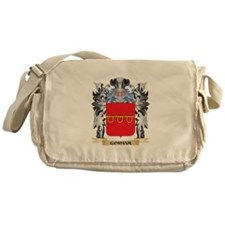 Gorham Coat of Arms - Family Crest Messenger Bag