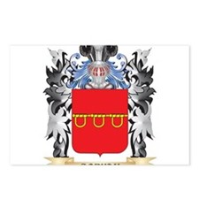 Gorham Coat of Arms - Fam Postcards (Package of 8)